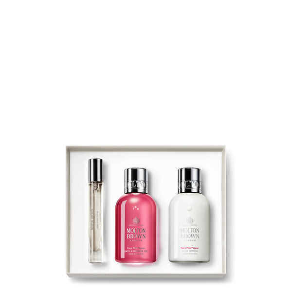 Fiery Pink Pepper Fragrance Gift Set