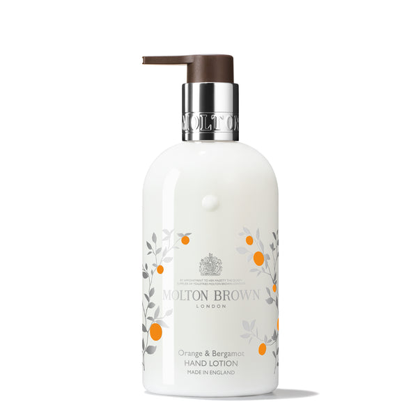 Molton Brown Limited Edition Orange & Bergamot Hand Lotion 300ml