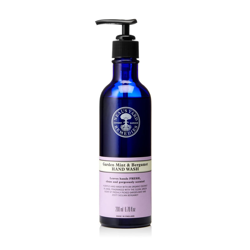 Neal's Yard Remedies Garden Mint & Bergamot Hand Wash 200ml