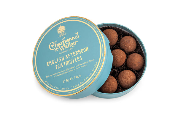 ENGLISH AFTERNOON TEA TRUFFLES 115G