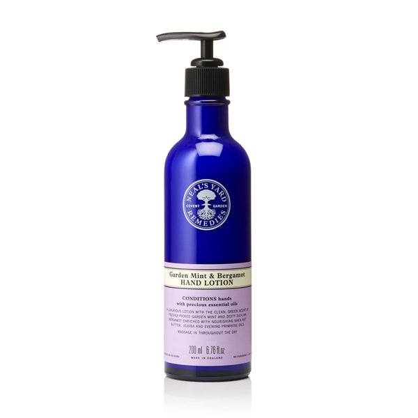 Neal's Yard Remedies Garden Mint & Bergamot Hand Lotion 200ml