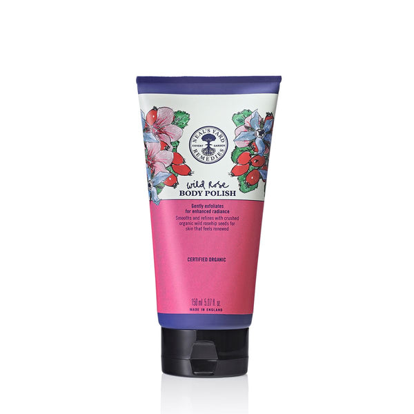 Neal's Yard Remedies Wild Rose Body Polish 150ml