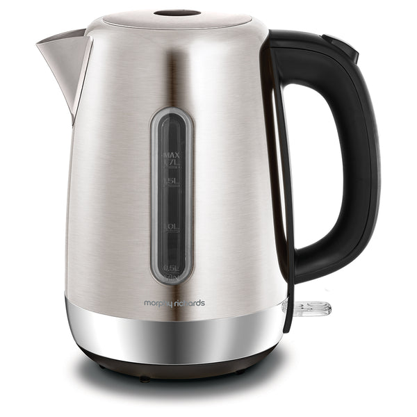 Morphy Richards Equip Stainless Steel Kettle