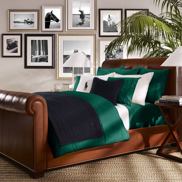 PLAYER EVERGREEN DUVET COVER