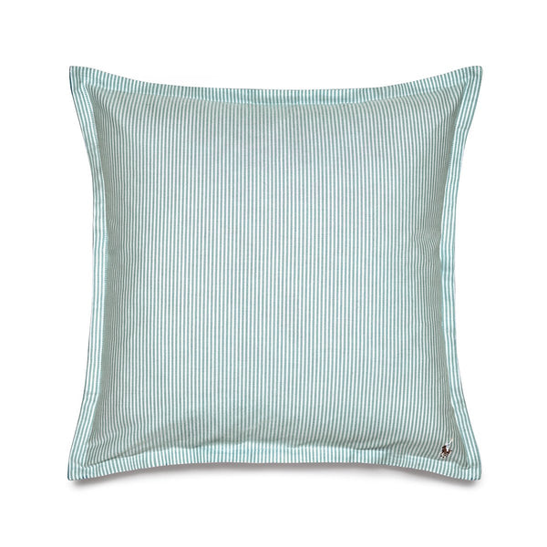 OXFORD EVERGREEN CUSHION COVER