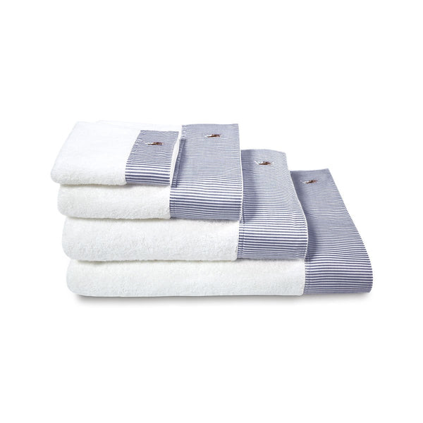 Ralph Lauren Oxford Navy Towel