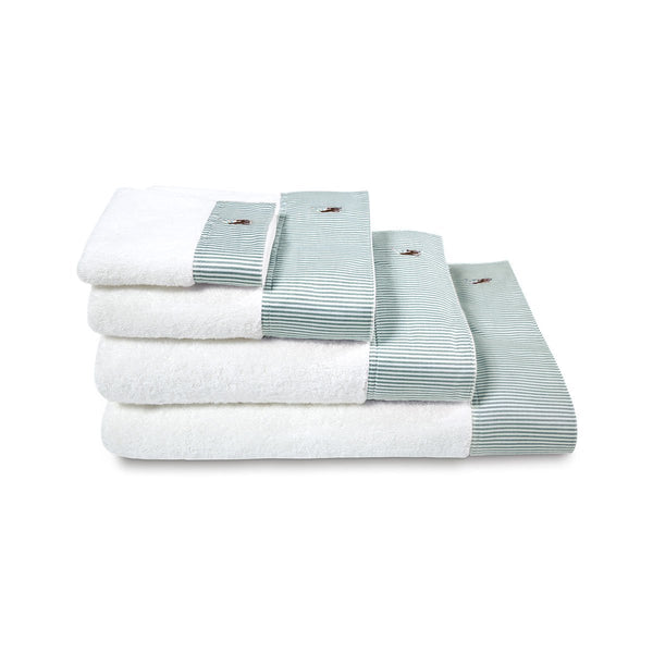 Ralph Lauren Oxford Evergreen Towel