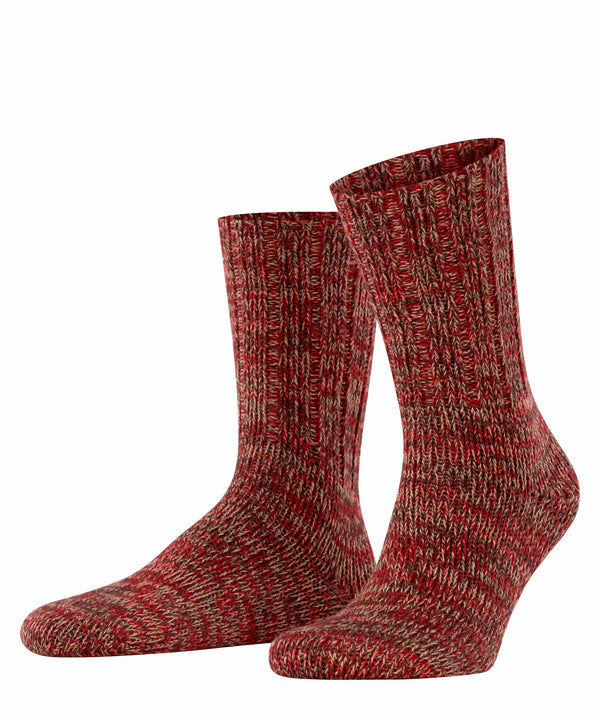 Falke Red Flash Brooklyn Boot Socks