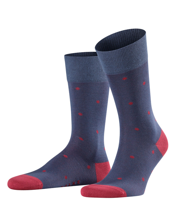 Falke Blue Dot Socks