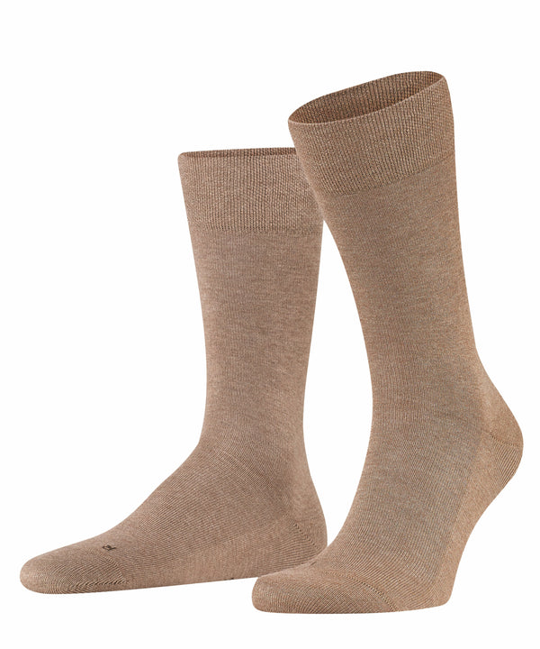 Falke Nutmeg Mel London Sensitive Socks
