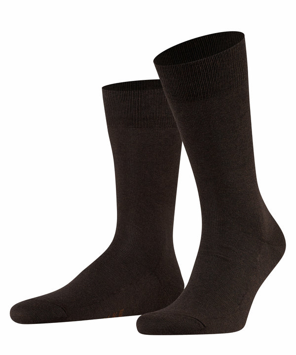 FAMILY SOCKS, BROWN