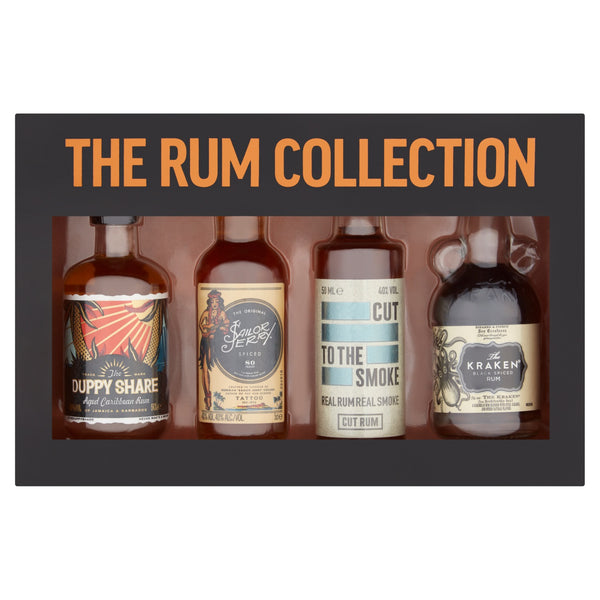 Drinks Collection The Rum Collection Set