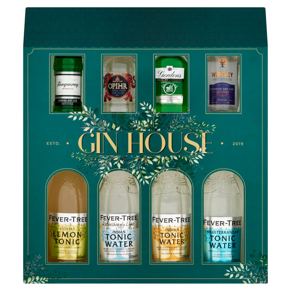 Drinks Collection Gin House Gift Set