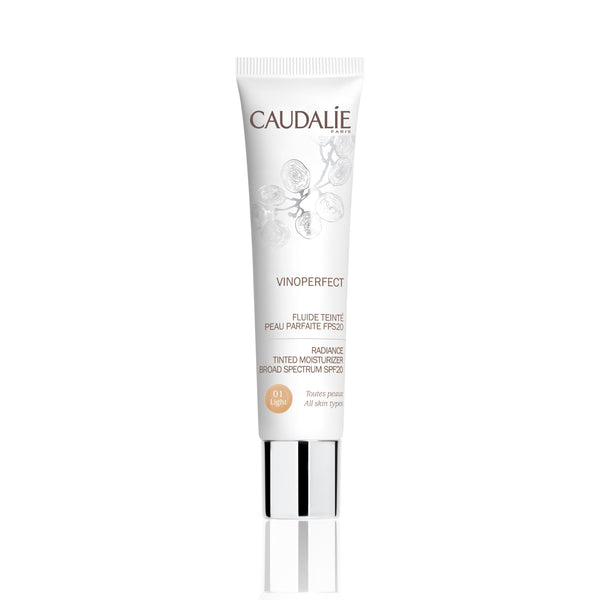 VINOPERFECT RADIANCE TINTED MOISTURIZER LIGHT TINT 40ML