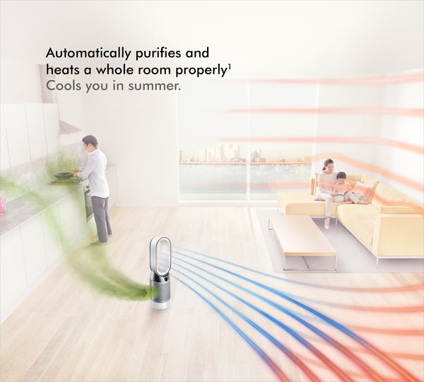 Dyson Pure Hot + Cool Advanced Technology
