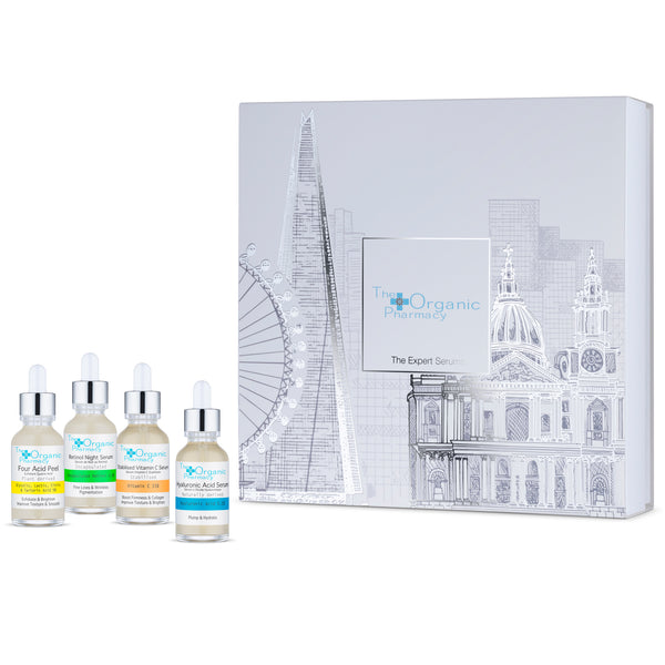 The Organic Pharmacy The Expert Serums Value Set