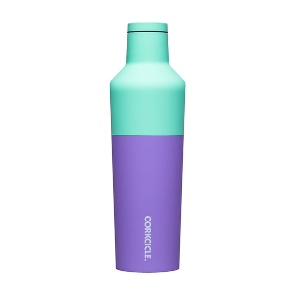 Corkcicle Mint Berry Canteen Water Bottle 475ml