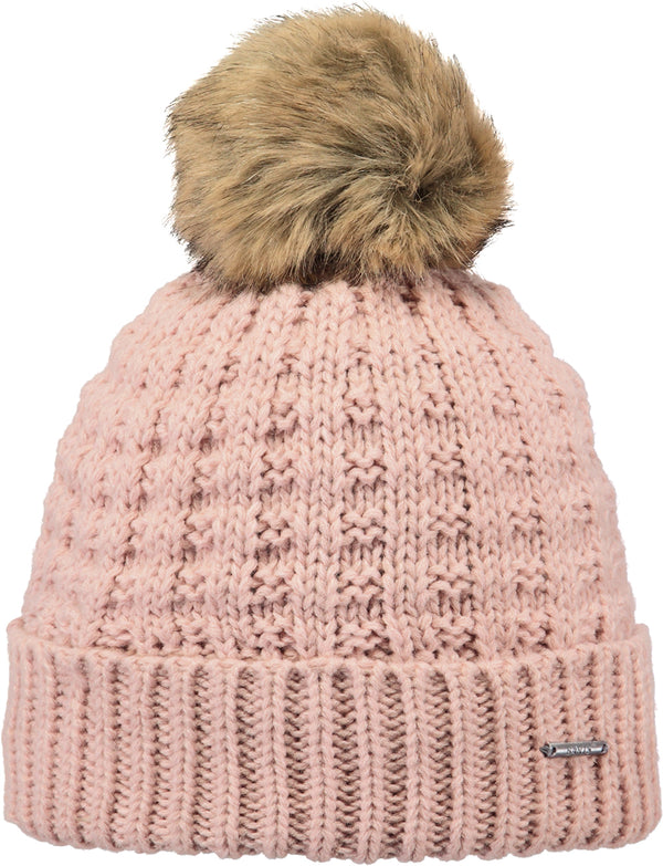 Barts Accessories Pink Filippa Beanie