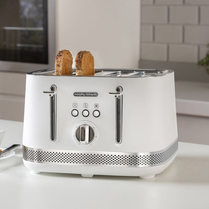 Morphy Richards Illumination Stainless Steel Toaster