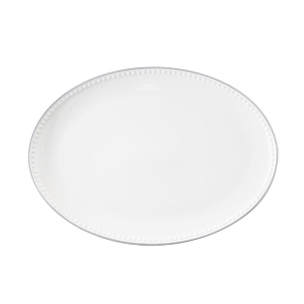 SIGNATURE MEDIUM OVAL SERVING PLATTER 35.5CM
