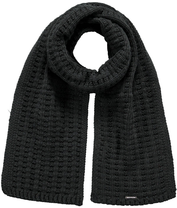 BLACK FILIPPA SCARF