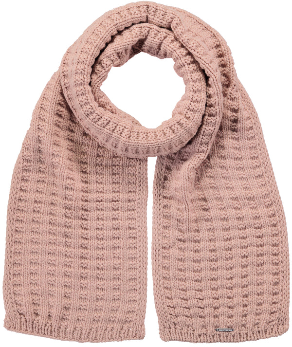 Barts Accessories Pink Filippa Scarf