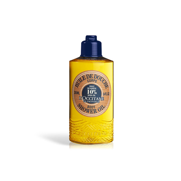 SHEA SHOWER OIL 250ML