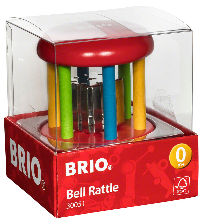 BELL RATTLE