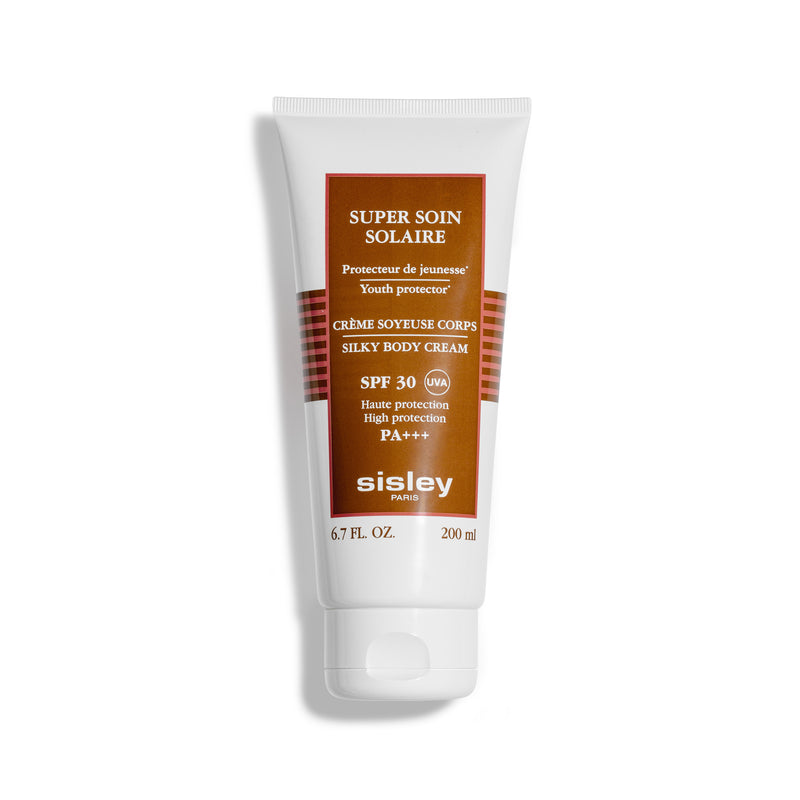 Sisley Super Soin Solaire Silky Body Cream SPF 30 200ml