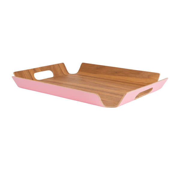 Navigate Willow Medium Tray In Candy Pink