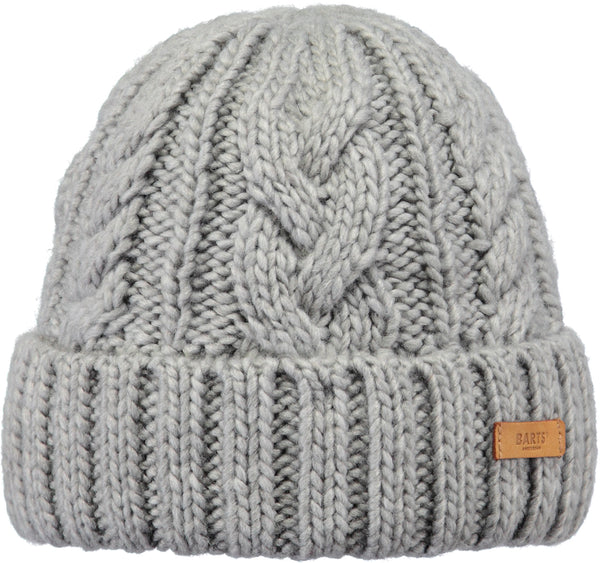 Barts Accessories Heather Grey Jeanne Beanie