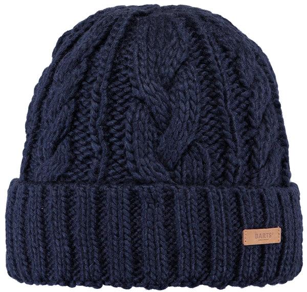 Barts Accessories Navy Jeanne Beanie