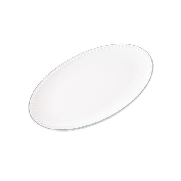 SIGNATURE SMALL OVAL SERVING PLATTER 25.5CM