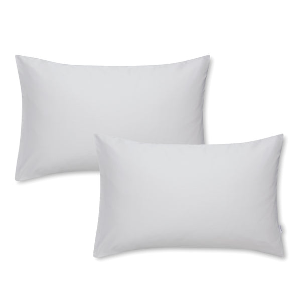 COTTON SATEEN PILLOWCASE PAIR