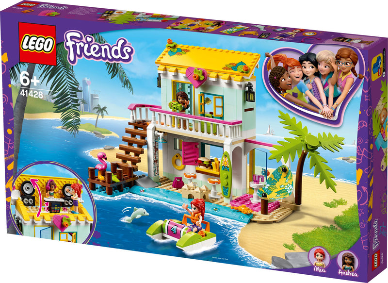 FRIENDS BEACH HOUSE