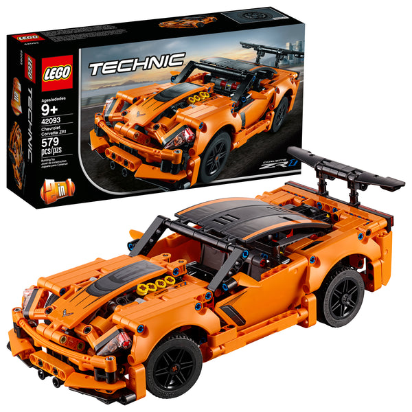 Lego Technic Corvette Super Car
