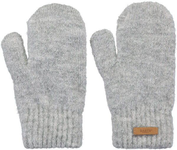 Barts Accessories Heather Grey Witzia Mitts