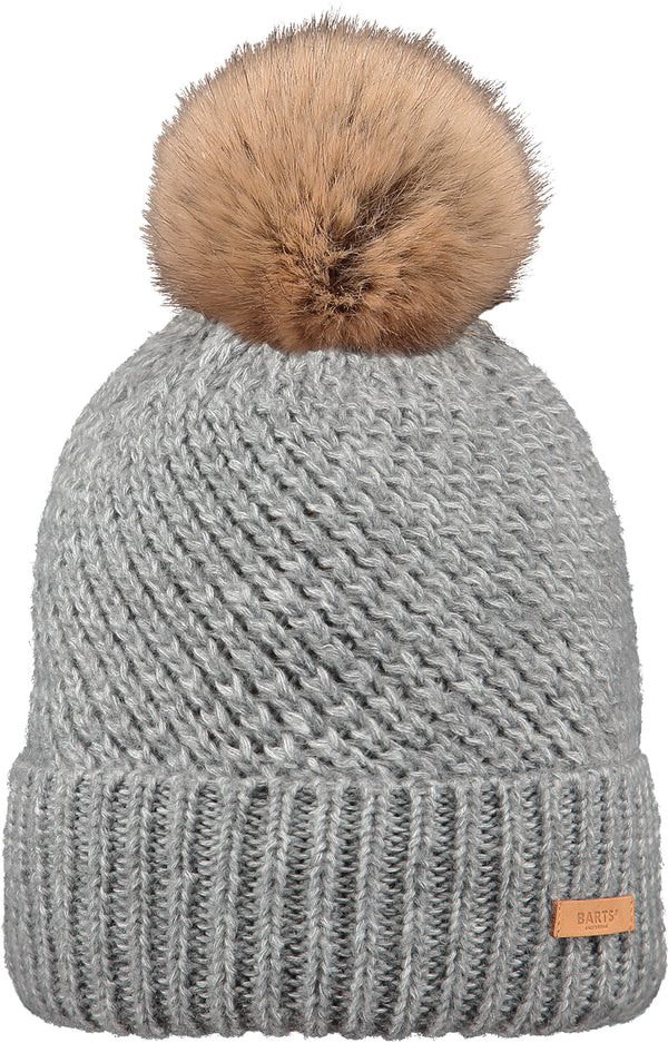 Barts Accessories Heather Grey Bexney Beanie