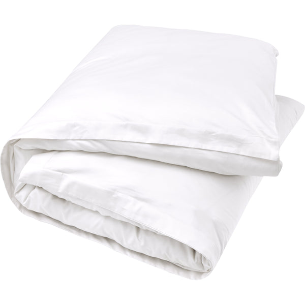 500 THREAD COUNT COTTON SATEEN QUILT COVER