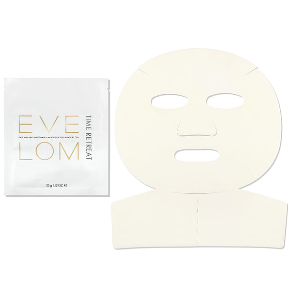 Eve Lom Time Retreat Sheet Mask 4 Pack