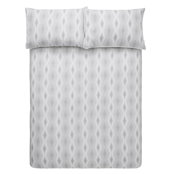 Ziggurat Duvet Cover Set
