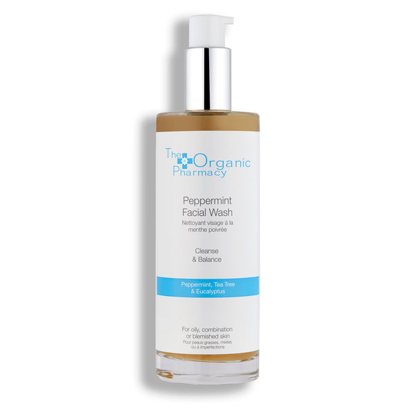PEPPERMINT FACIAL WASH 100ML