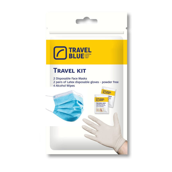Travel Blue Hygiene Kit