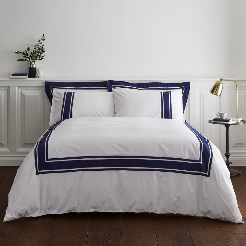 Turner Bianca Berkeley Cotton Tailored Duvet Set