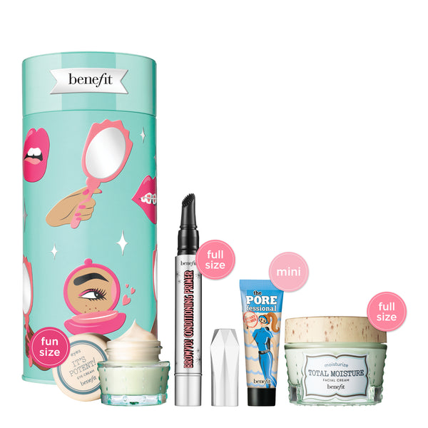 YOUR B RIGHT TO PARTY SKINCARE SET