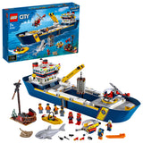 CITY OCEAN EXPLORATION SHIP