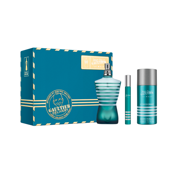 LE MALE EAU DE TOILETTE GIFT SET