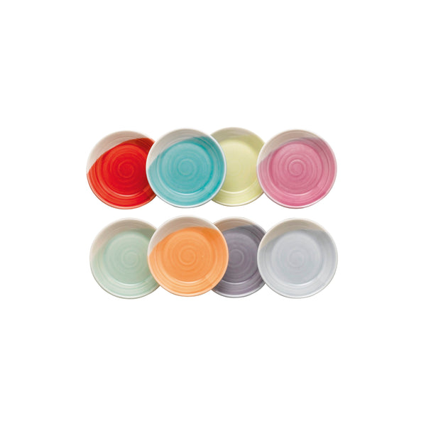 Royal Doulton 1815 Tapas Dip Trays (Set Of 8)