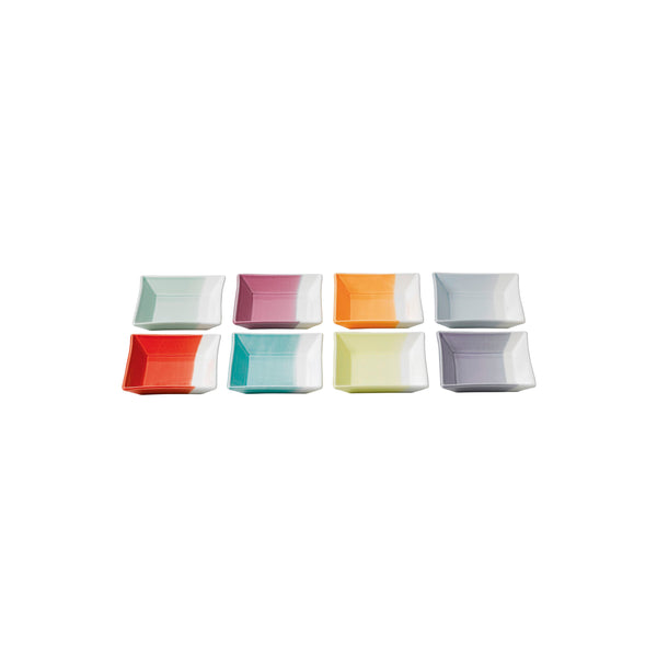 Royal Doulton 1815 Tapas Square Trays (Set Of 8)