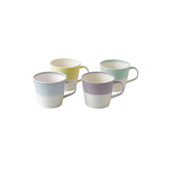 1815 Light Colours Mugs (Set of 4)